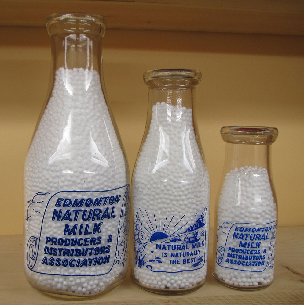 Edmonton Natural Milk Producers c1930 - Used by a group of unpasteurized milk producers/dealers.